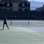 Women's Varsity Tennis finishes 4th place at Region III Tournament
