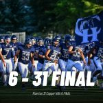 Varsity Football falls to Riverton 31 – 6