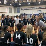 Varsity Volleyball beats Brighton 2 – 0