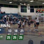 Varsity Volleyball Sweeps Herriman 3 – 0