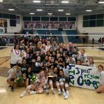 Volleyball:  Back to Back to Back Region III Champions