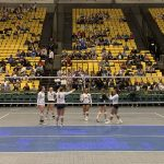 Varsity Volleyball beats Westlake 3 – 0