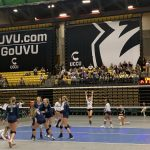 Varsity Volleyball beats Corner Canyon 3 – 0