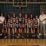 Women's Sophomore Basketball beats Logan 45 – 14
