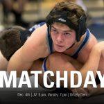 Wrestling:  MATCHDAY!