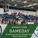Women's Basketball:  GAMEDAY!