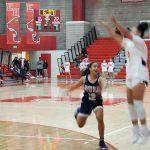Women's Varsity Basketball beats East 31 – 28