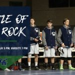 Wrestling:  Battle of the Rock!