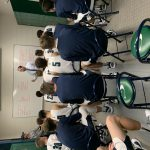 Men's Varsity Basketball beats Farmington 69 – 59