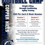 Football: Weights/Conditioning Clinic