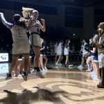 Women's Varsity Basketball beats Timpview 81 – 48