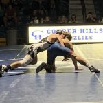 Junior Varsity Wrestling falls to Herriman 18 – 6