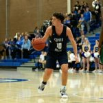 Men's Varsity Basketball smacks West 86 – 48