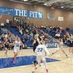 Womens Varsity Basketball beats Bingham 49 – 46