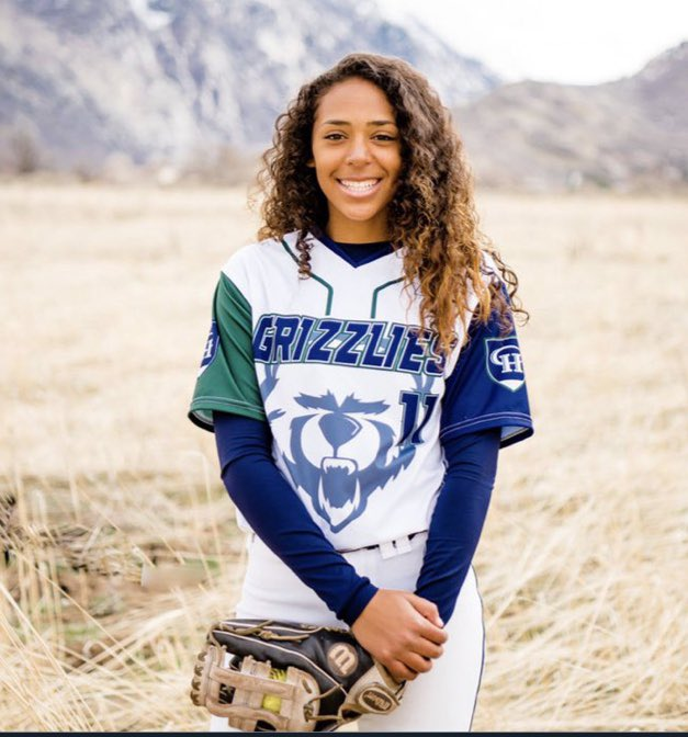 Makaiya Gomez named Gatorade Utah Softball Player of the Year 2019-2020