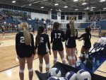 Copper Hills Volleyball Defeats Timpview in 3 Sets
