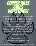 Girls Wrestling Try-outs