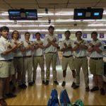 Boys' Bowling Wins