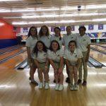 Girls' Bowling Wins