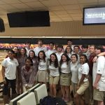 First Varsity Girls Bowling Team Advances to State Tournament