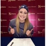 Swimmer McKenzie Dalton Signs with Point University