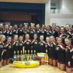 Cheer Receives Summer Camp Awards