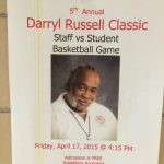 Students Shine in 5th Annual Darryl Russell Memorial Staff vs. Students Game