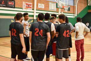 Boys Basketball Scrimmage vs. Aurora Central (Nov. 25th)