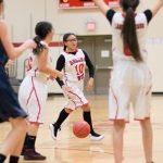 JV Girls Basketball vs St. Marys