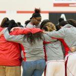 Girls Varsity Basketball vs St. Marys