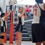 8th Grade Girls Volleyball vs Columbia