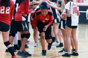 8th Grade Girls Volleyball vs Aurora Hills