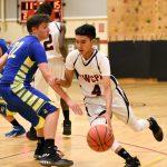 JV Boys Basketball vs Skyview