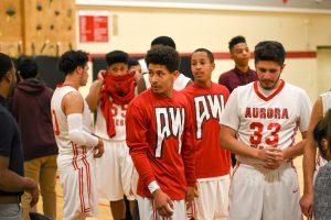 Varsity Boys Basketball vs Skyview