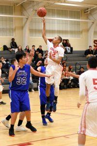 JV and Varsity Boys Basketball vs. Strive Smart