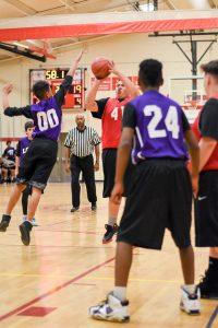 7th Grade Boys Basketball vs. South