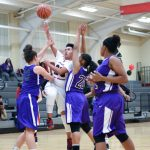 Lady Spartans Basketball vs. DSST 1/30/18