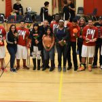 Spartans vs. Wolves Senior Appreciation Night