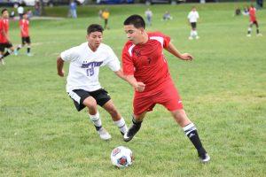 Boys Varsity Soccer vs. DSST GVR