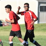 Boys Varsity Soccer Defeats Pinnacle Academy