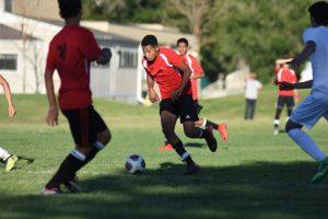 Boys Varsity Soccer vs. Pinnacle Academy