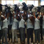 2015-2016 Wyatt Cheerleaders