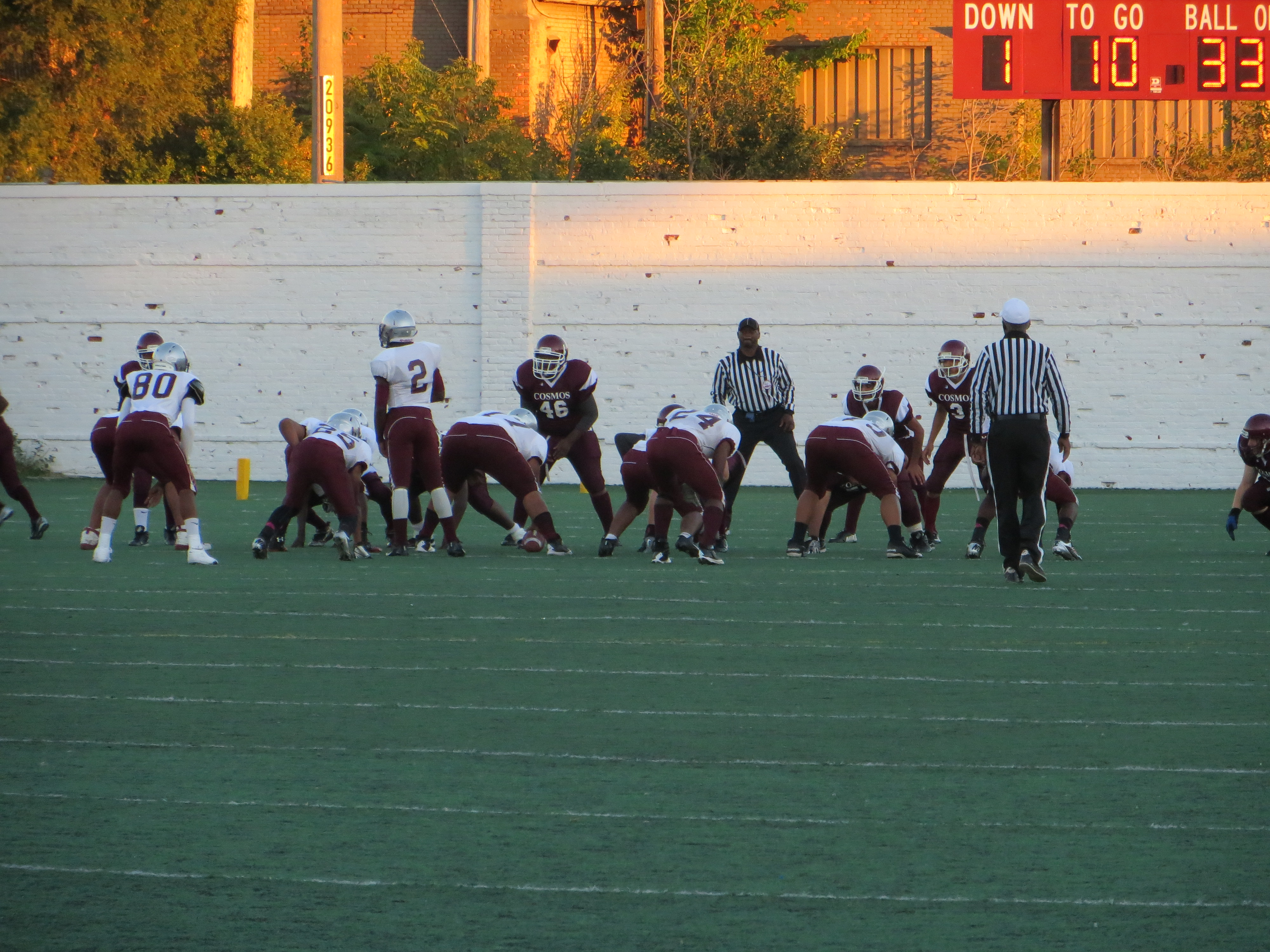 Help Hamtramck get game of the week for football!
