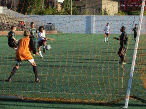 Varsity soccer 10-2-13 vs ypsilanti arbor