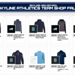 Skyline Athletics Team Shop