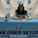 Senior Crew Captain signs with Michigan State