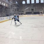 Skyline High School Boys Varsity Hockey beat Airport Athletics 8-0