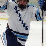 Skyline High School Boys Varsity Hockey beat Pioneer High School 6-3