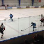 Skyline High School Boys Varsity Hockey falls to Pinckney High School 2-3