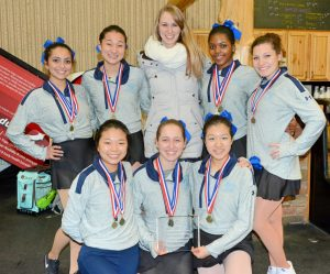 2016 Figure Skating District Champs
